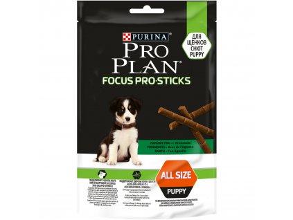 Purina Pro Plan Puppy Snack Focus Pro Sticks jehněčí 126g