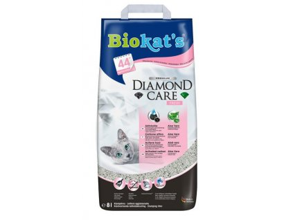 Podestýlka BIOKATS Diamond Fresh 8l