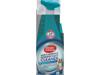 Simple Solution dezinfekční prostředek a odtraňovač pachu 750ml