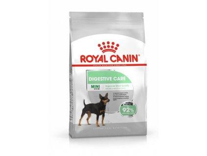 Royal Canin  MINI DIGESTIVE 8kg (expirace: 22.3.2021)