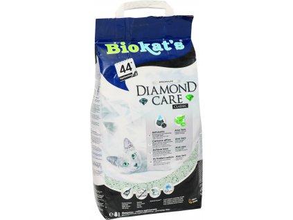 Podestýlka BIOKATS Diamond Classic 8l