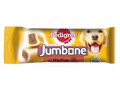 PEDIGREE Jumbone M hovězí 180g