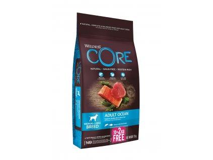 19944 wellness core dog ocean losos a tunak 10 2kg