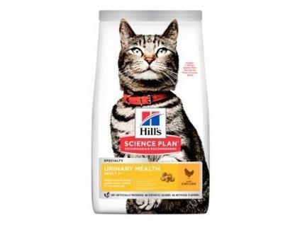 Hills Feline SP Adult Urinary Health Kuře 3kg