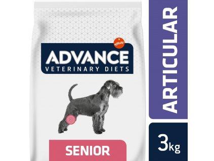 ADVANCE-VETERINARY DIETS Dog Articular Care senior 3kg