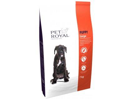 Pet Royal Puppy Large 7kg