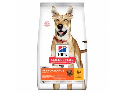 Hill's Canine Adult Performance 14kg