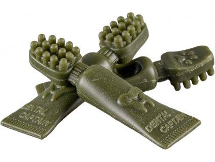 Huhubamboo zubní kartáček M 8ks (bal.) (expirace: 20.10.2021)