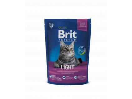 Brit Cat Premium Light 800g