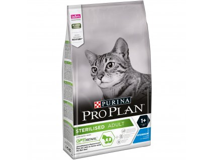 Purina Pro Plan Cat Sterilised kralík 1,5kg