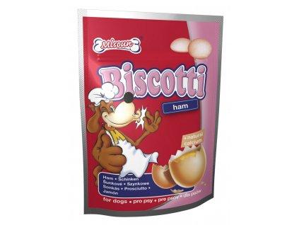 Mlsoun Biscotti šunkové 60g