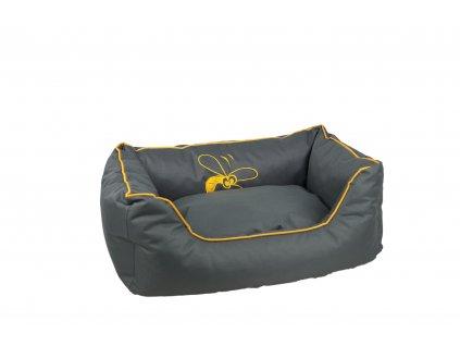 37239 huhubamboo kanape l sedivo zlute