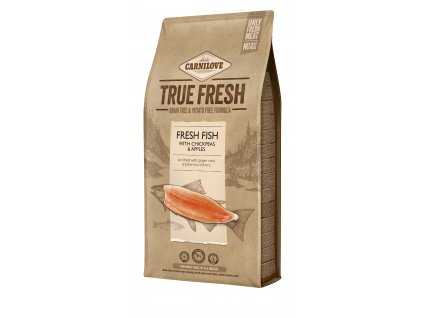 38421 carnilove true fresh fish for adult dogs 11 4 kg