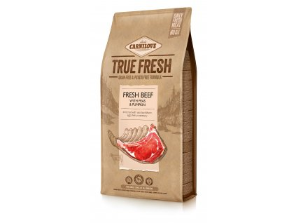 38430 carnilove true fresh beef for adult dogs 11 4 kg