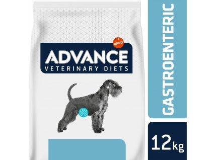ADVANCE-VETERINARY DIETS Dog Gastro Enteric 12kg