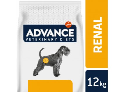 ADVANCE-VETERINARY DIETS Dog Renal Failure 12kg