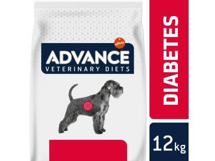 ADVANCE-VETERINARY DIETS Dog Diabetes Colitis 12kg