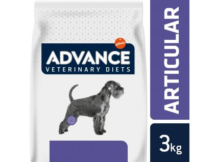 ADVANCE-VETERINARY DIETS Dog Articular Care 3kg