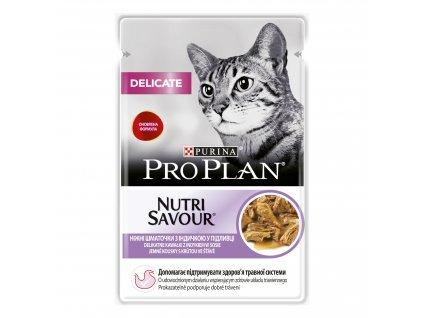 38820 kapsicka purina pro plan cat delicate kruta 85 g