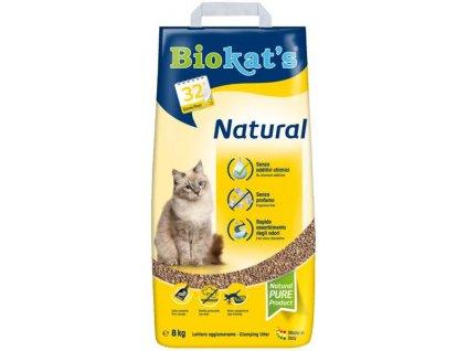 39279 podestylka biokats natural 8kg