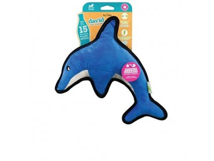 40617 hracka beco rough and tough delfin david l modry