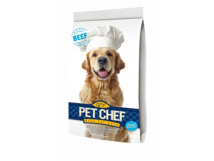 Pet Chef Dog hovězí 10kg