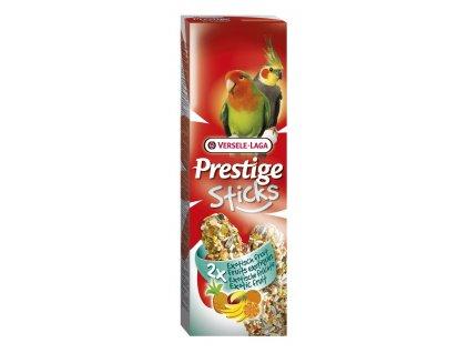 Versele-Laga Sticks Fruits tyčinky pro střední papoušky 2ks