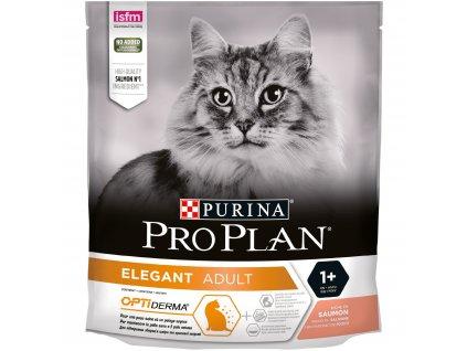 Purina Pro Plan Cat Elegant Plus losos 400g (expirace: září 2020)