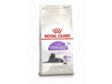 Royal Canin Sterilised 7+ 1,5 kg