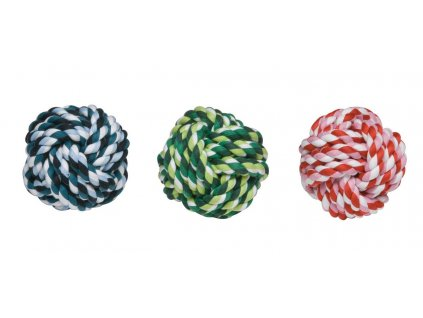 Gimborn míček z provazu - hračka pro psy 10cm