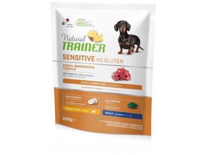 Trainer Sensitive No Gluten Adult Mini jehně a rýže 800 g
