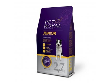 Pet Royal Junior Dog All Breeds 2,7kg