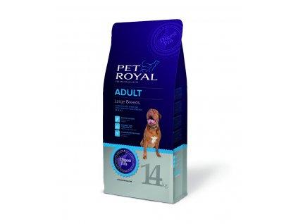 Pet Royal Adult Dog Large Breeds pro velká plemena 14kg