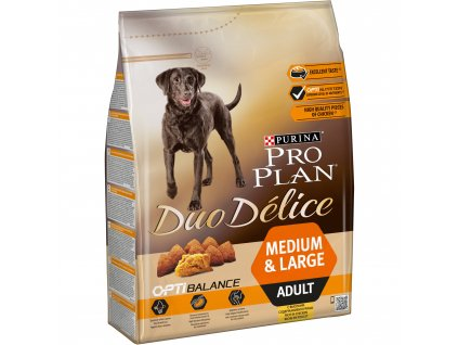 Purina Pro Plan Duo Delice Adult Chicken 2,5kg (expirace: 30.5.2021)