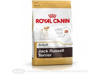 Royal Canin Jack Russell Terrier Adult 1,5kg (expirace: 2.3.2021)