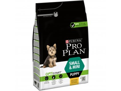 Purina Pro Plan Puppy Small & Mini 3kg