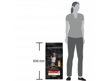Purina Pro Plan Adult Medium 14kg