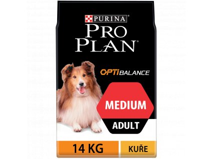 Purina Pro Plan Adult Medium 14kg