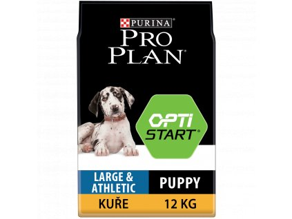 Purina Pro Plan Puppy Large Athletic 12kg