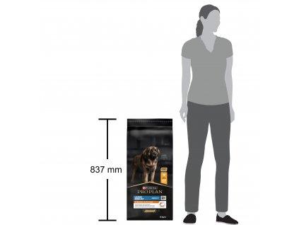 Purina Pro Plan Dog OptiHealth Adult Large Breed Robust 14kg