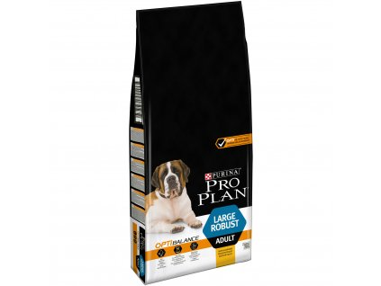 Purina Pro Plan Dog OptiHealth Adult Large Breed Robust 14kg