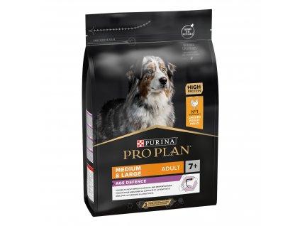Purina Pro Plan Adult (pro psy starší 7 let) 3kg