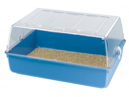 Ferplast plastová přepravka pro malé živočichy MINI DUNA MULTY