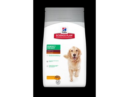 Hill's Canine Adult Perfect Weight Large Breed 12kg
