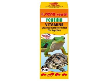 Sera multivitamínový preparát pro plazy Reptilin Vitamins 15ml