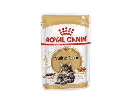 Royal Canin Maine Coon gravy ve šťávě 12x85g