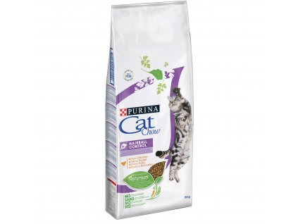 Purina Cat Chow Special Care Hairball 15kg (expirace: 1.5.2021)