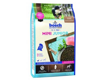 BOSCH HPC Mini Junior 3kg (expirace: 14.11.2020)