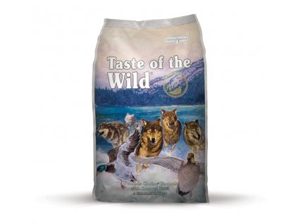 Taste of the Wild Wetlands Wild Fowl 2kg (expirace: 19.6.2021)