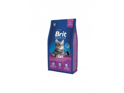 Brit Premium Cat Light 8kg